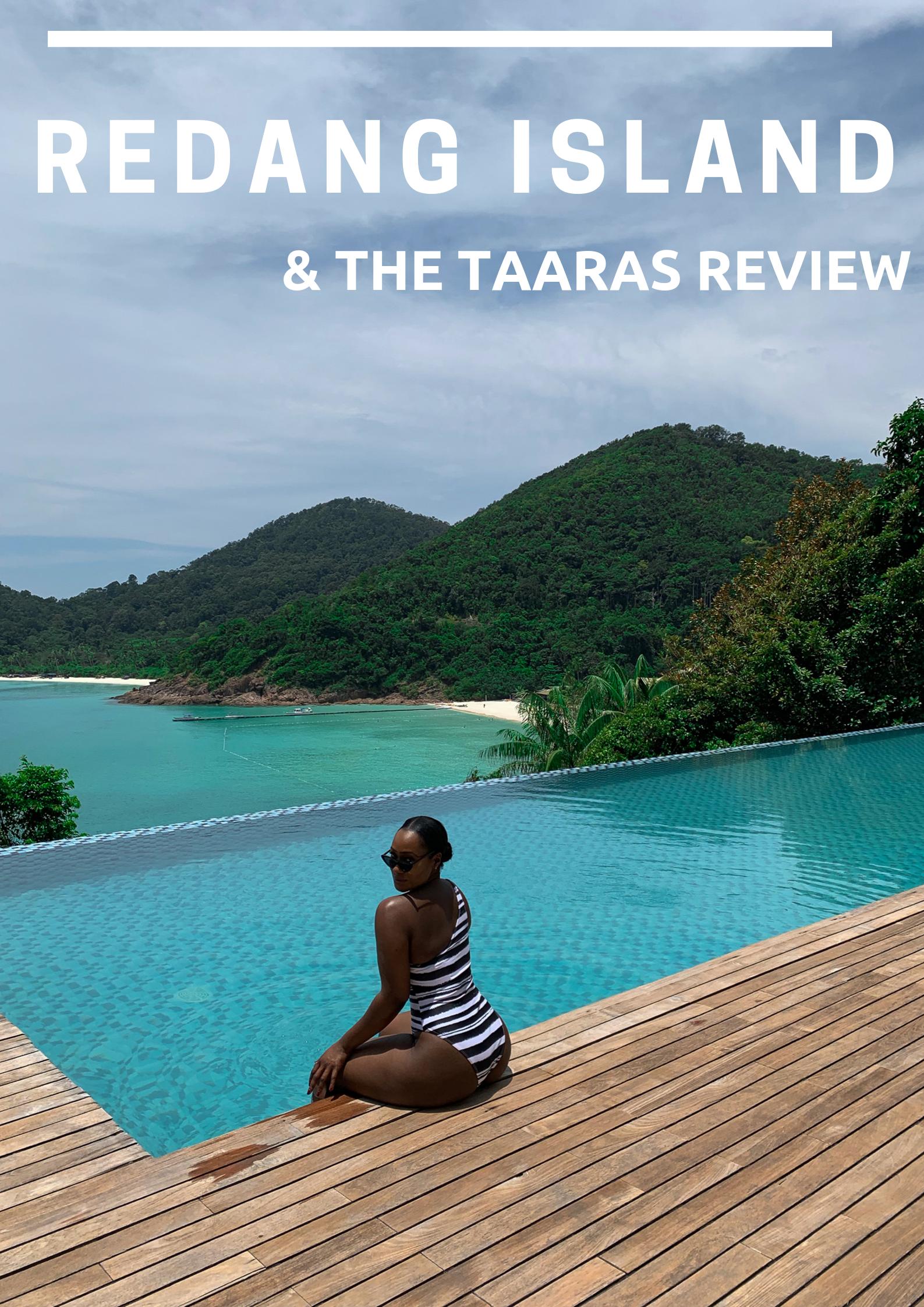 Redang Island and The Taaras Beach & Spa Resort